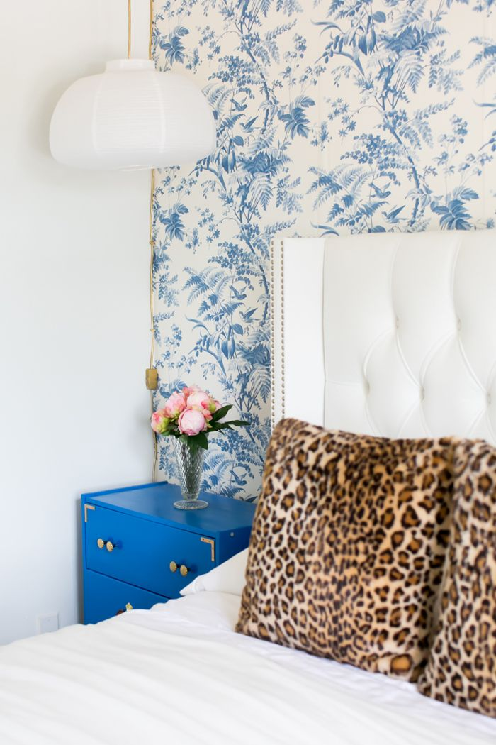 safari design blue