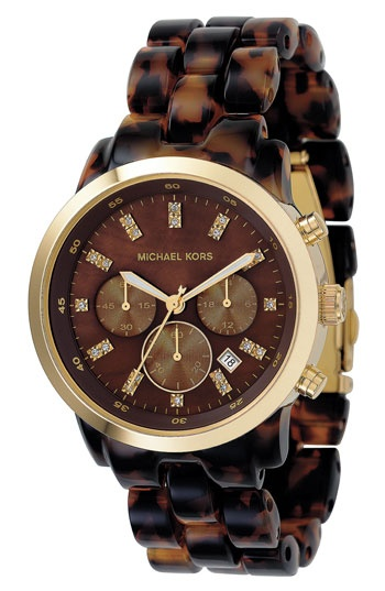 safari michael kors watch