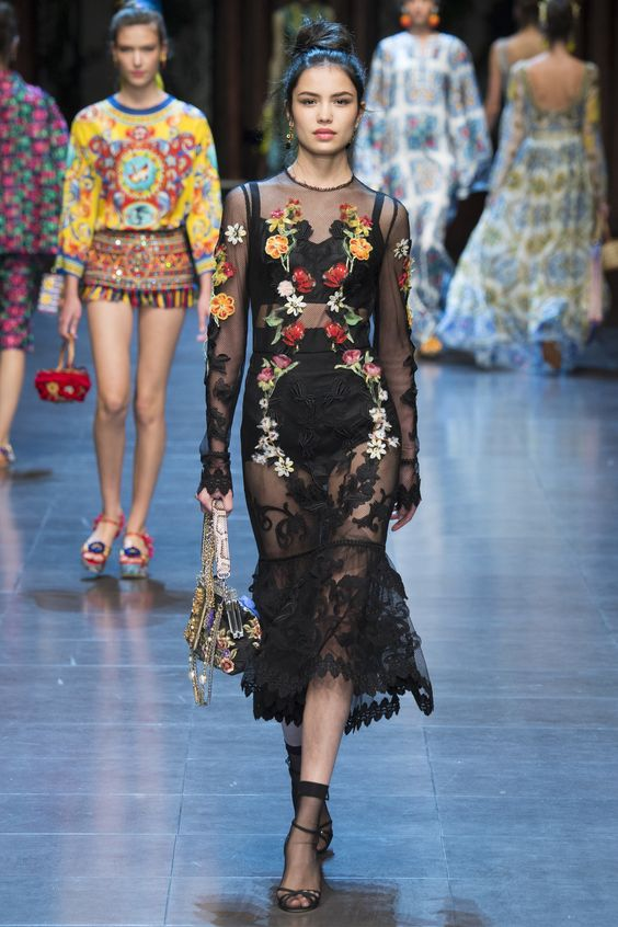 Rebrand Yourself D&G spring 2016