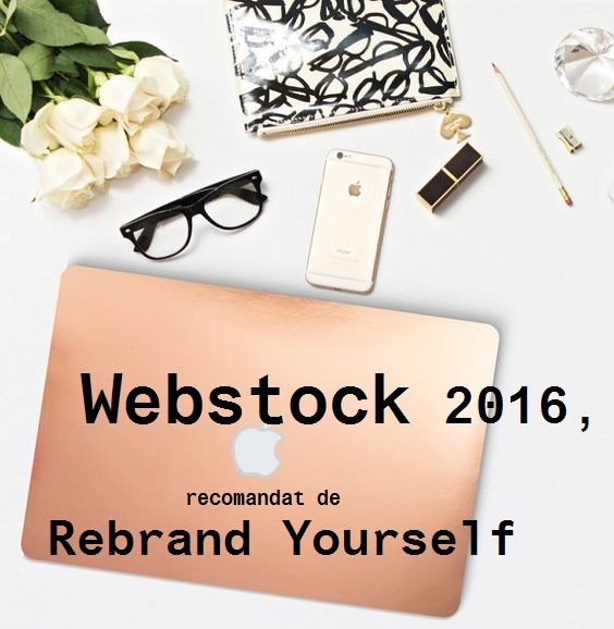 Rebrand Yourself la Webstock 2016