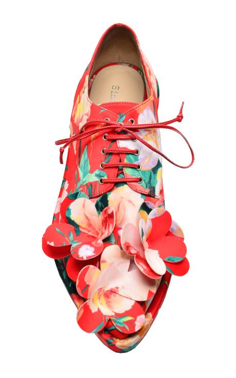 Simone Rocha flower Shoes