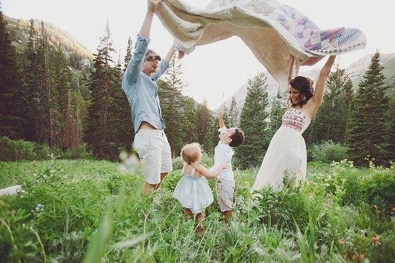 Tabara de vara pentru parinti si copii