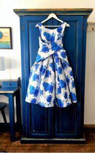 Atelierul de rochii rochie cu flori
