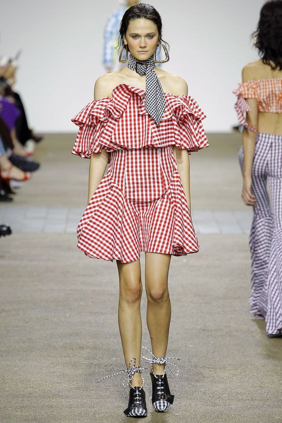 House of Holland Gingham