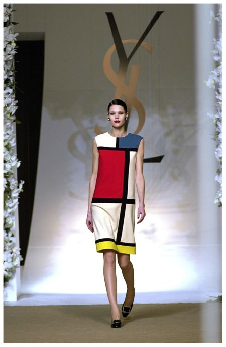 YSL 2002 Mondrian