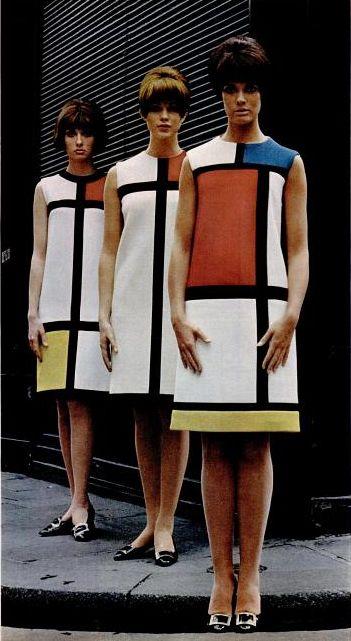 mondrian 3 dresses