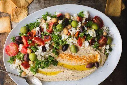 humus veggie