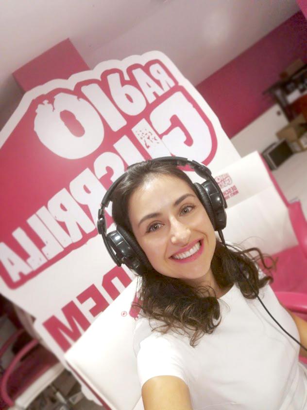 Luiza Olteanu Radio Guerrilla