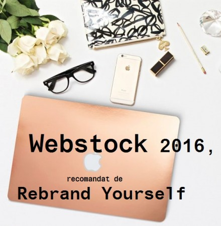 Rebrand Yourself la Webstock 2016