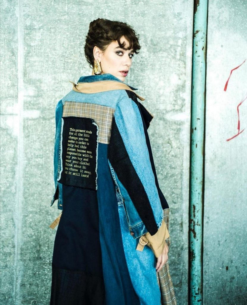 moda sustenabila Ivan Andreea