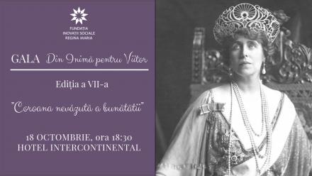 Gala Fundatiei Regina Maria 2019