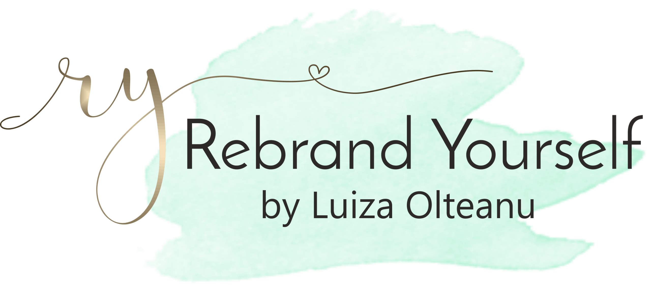 Rebrand Yourself - Style coaching