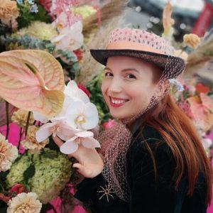 Corina Leca, Owner DeCorina Hats