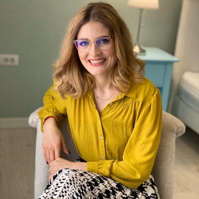 Madalina Plugaru designer de interior