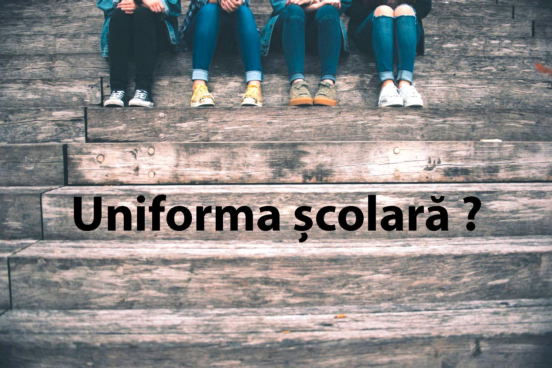 uniforma școlară